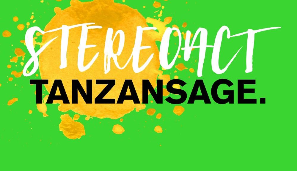 "Stereoact - ""Tanzansage"" (Kontor Records)"