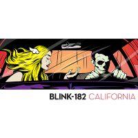 "Blink-182 - ""California"" (Viking Wizard Eyes / BMG)"