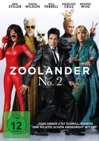 ZOOLANDER 2 - DVD © Paramount