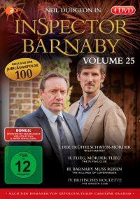 """""""Inspector Barnaby Vol. 25"""" (Edel:Motion)"""