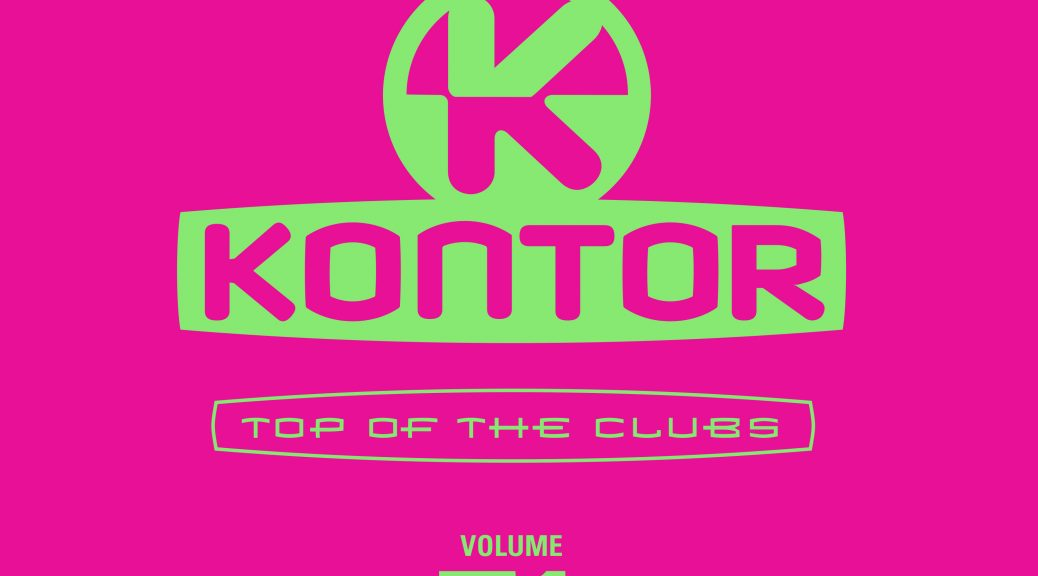 "Various Artists - ''Kontor – Top Of The Clubs Vol. 71"" (3CDs - Kontor Records)"