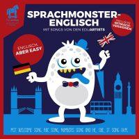 """Eduartists - """"Sprachmonster-Englisch""""  (BMG Rights Management/Warner)"""