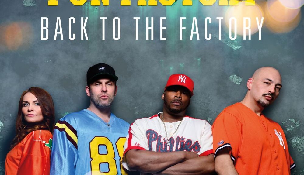 """Fun Factory - """"Back To The Factory"""" (Control/Edel)"""