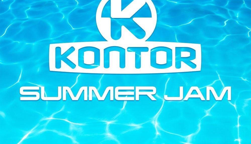 "Various Artists - ""Kontor Summer Jam 2016"" (Kontor Records)"