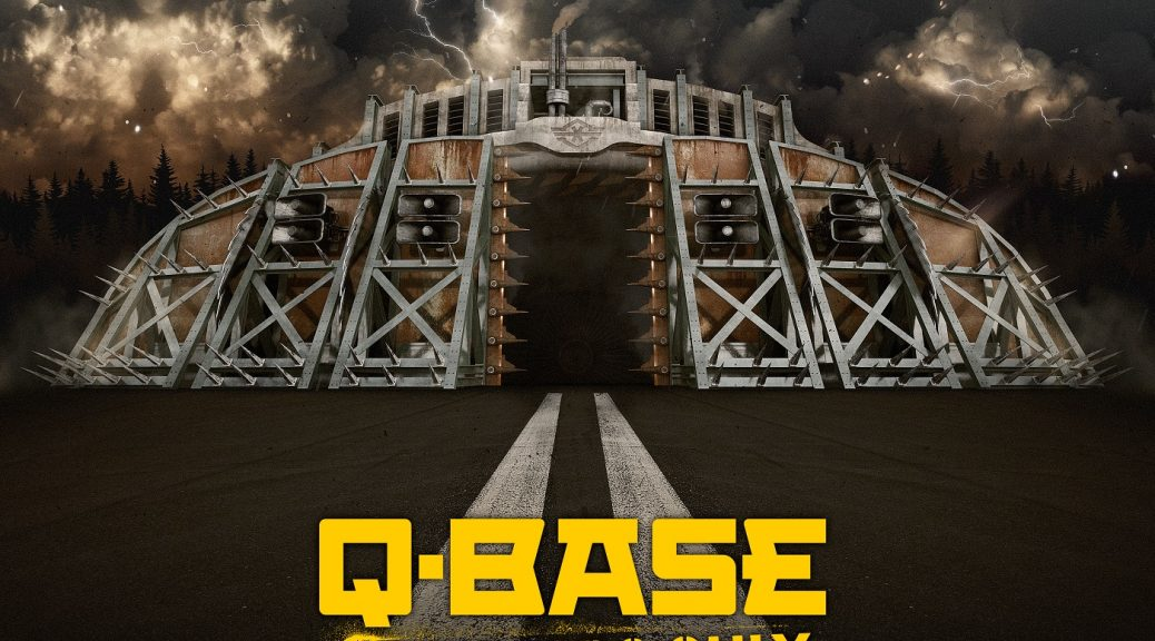 """Various Artists - """"Q-BASE 2016"""" (Be Yourself/Rough Trade)"""