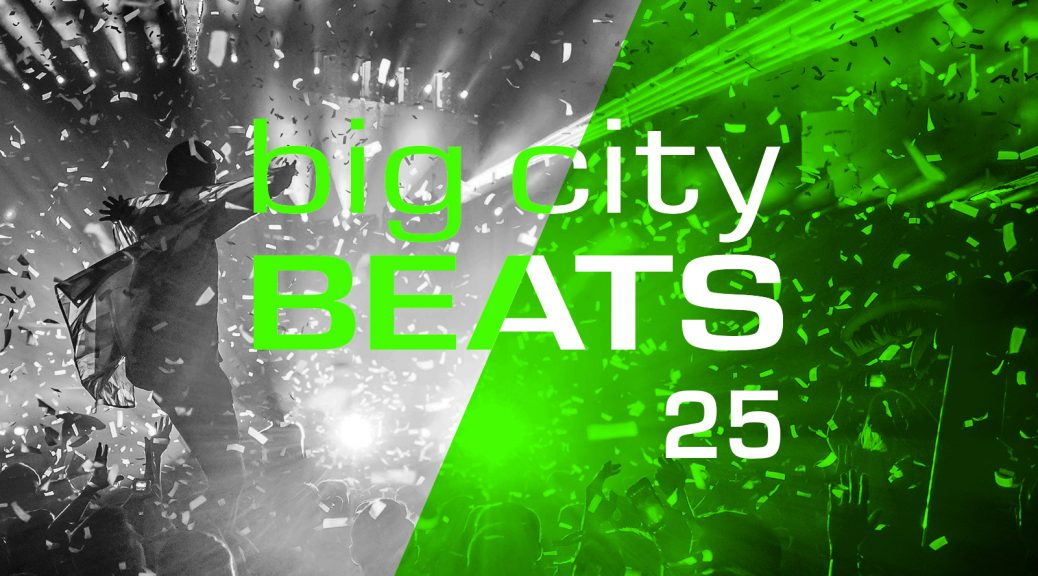 "Various Artists - ""Big City Beats Vol. 25 - WORLD CLUB DOME 2016 Winter Edition"" (3CDs - Kontor Records)"