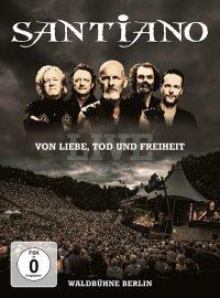 """Santiano - """"Von Liebe, Tod und Freiheit - Live"""" auf DVD, Blu-Ray & CD (Elektrola / Universal)"""