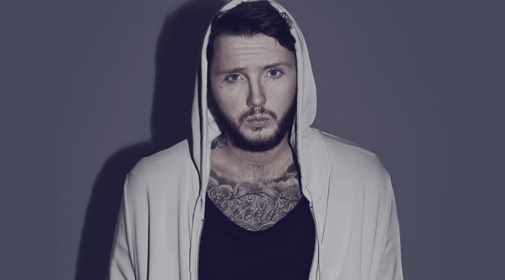 "James Arthur - ""Back From The Edge"" (Columbia/Sony Music)"
