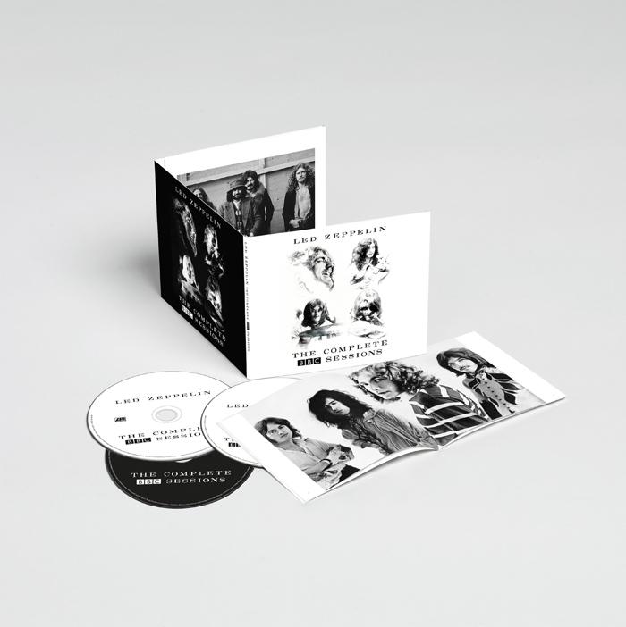 Led Zeppelin The Complete Bbc Sessions Echte Leute