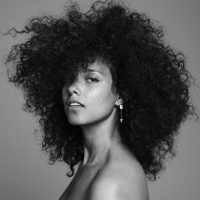 "Alicia Keys - ""HERE"" (RCA/Sony)"