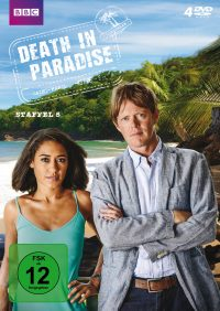 """Death In Paradise (Staffel 5)"" (Edel)"