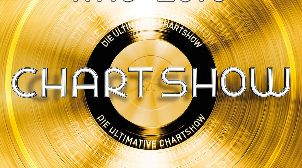 "Various Artists – ""Die Ultimative Chartshow – Die Erfolgreichsten Hits 2016"" (Polystar/Universal)"
