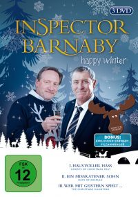 """Inspector Barnaby – Happy Winter"" (3 DVDs, Edel)"