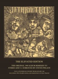 "JETHRO TULL - ""Stand Up""- ""The Elevated 2xCD & 1xDVD-Deluxe-Edition"" (Chrysalis/Parlophone/Warner)"