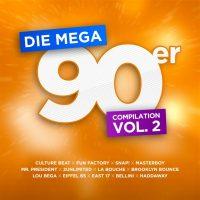"Various Artists - ""Die Mega 90er Vol. 2"" (Control/Edel)"