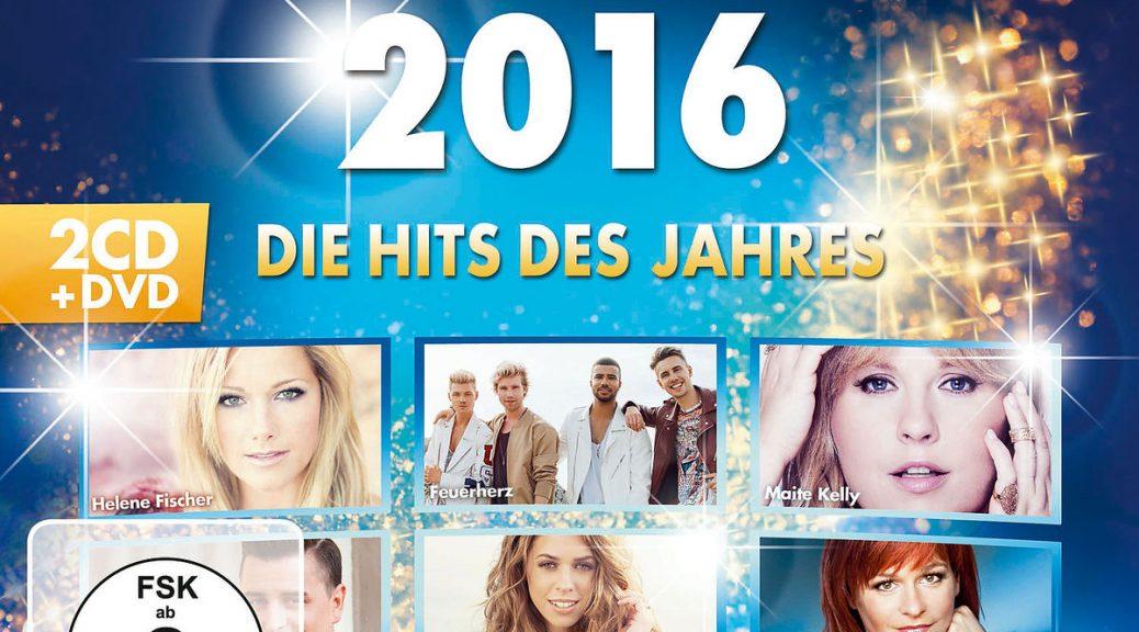 """Various Artists - """"Schlager 2016 – Die Hits Des Jahres"""" (Polystar/Universal)"""