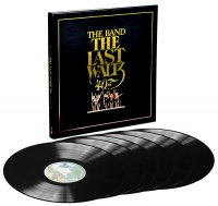 "THE BAND - ""The Last Waltz 40th"" (40th Anniversary Deluxe Edition Vinyl (6-LP)) (Rhino/Warner)"