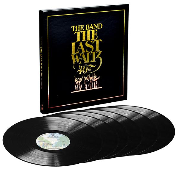 The Band The Last Waltz 40th Echte Leute