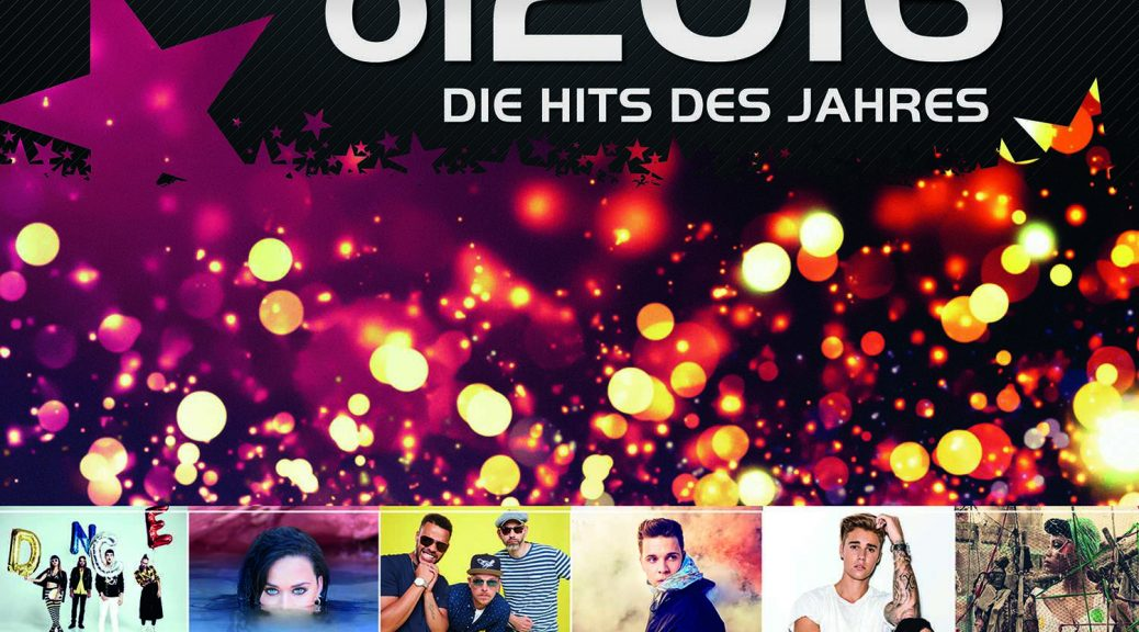 "Various Artists – ""Best Of 2016 – Die Hits Des Jahres"" (Polystar/Universal)"