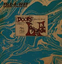 "THE DOORS - ""London Fog 1966"" (Rhino/Bright Midnight Archives / Warner Music Entertainment)"