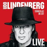 "UDO LINDERBERG - ""Stärker als die Zeit - Live"" - 3CD (Dolce Rita Recordings / Warner Music Entertainment)"