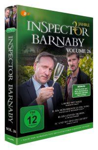 """""""Inspector Barnaby Vol. 26"""" (Edel:Motion)"""