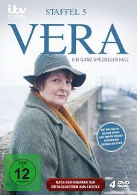 """""""Vera – Ein Ganz Spezieller Fall – Staffel 5"""" (Edel:Motion)"""