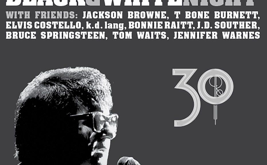 "Roy Orbison & Friends - ""Black & White Night 30"" (Roy´s Boys LLC/Legacy/Sony Music)"