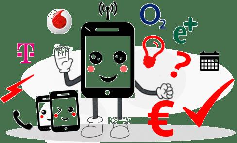 Handytarife Test Vergleich Handyvertrag