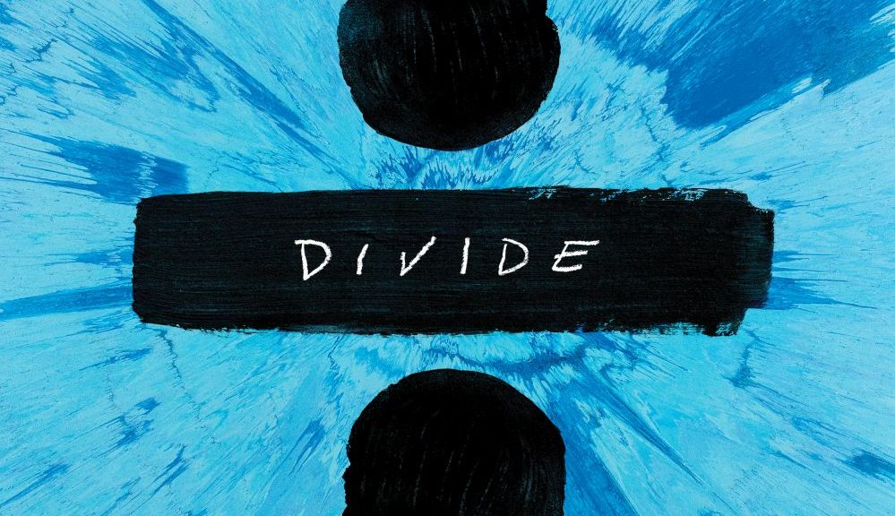 "Ed Sheeran - ""Divide"" (Warner)"