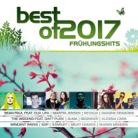 "Various Artists – ""Best Of 2017 – Frühlingshits"" (Polystar/Universal)"