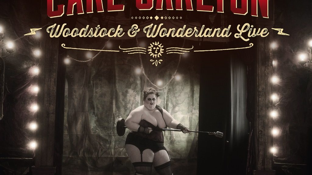 "Carl Carlton - ""Woodstock & Wonderland Live"" (Staages Music/Cargo Records)"