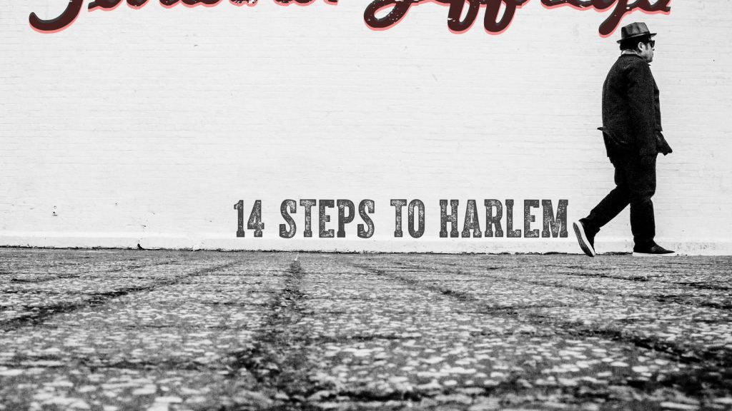 "Garland Jeffreys - ""14 Steps To Harlem"" (Luna Park Records/Rough Trade)"