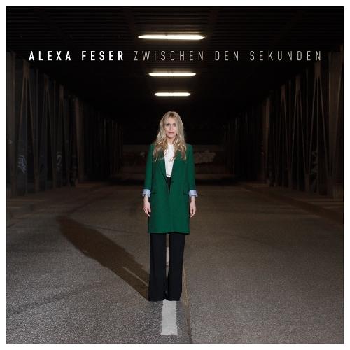 """Alexa Feser - """"Zwischen den Sekunden"""" (Warner Music/Dolce Rita Recordings)"""