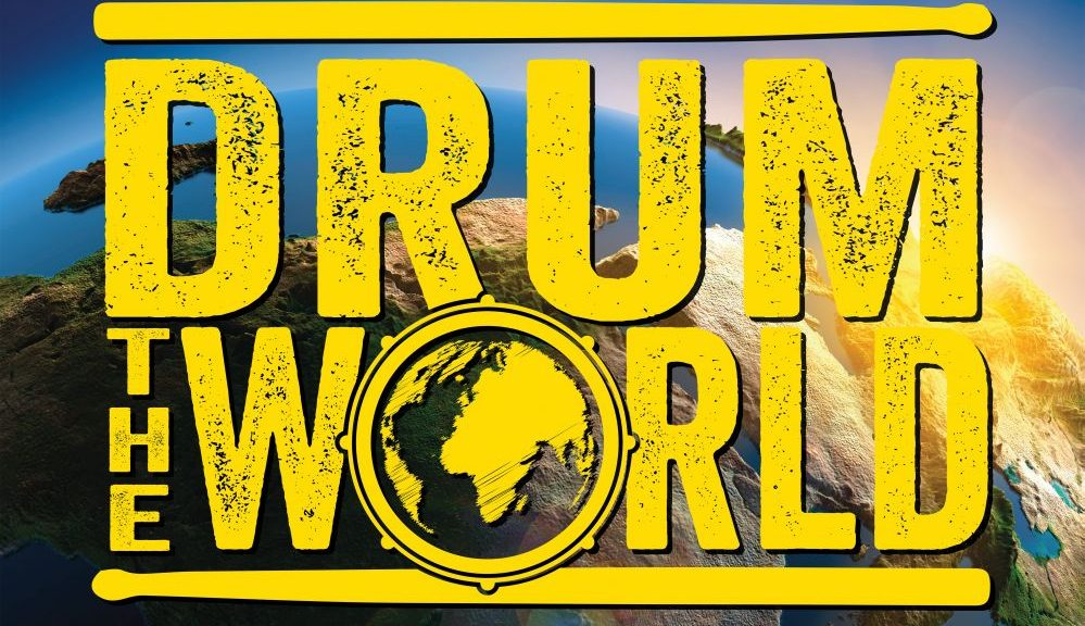 "Drum The World - ""Drum The World"" (Off Ya Tree Records/Broken Silence)"