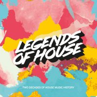 "Various Artists - ""Legends of House – Compiled And Mixed by Milk & Sugar"" (Milk & Sugar Records/SPV)"