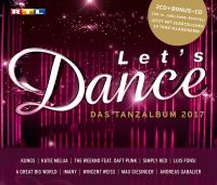 "Various Artists – ""Let`s Dance – Das Tanzalbum 2017"" (Polystar/Universal)"