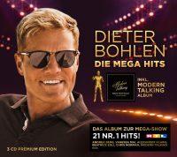 """Dieter Bohlen - """"Die Mega Hits"""" (Sony Music)"""