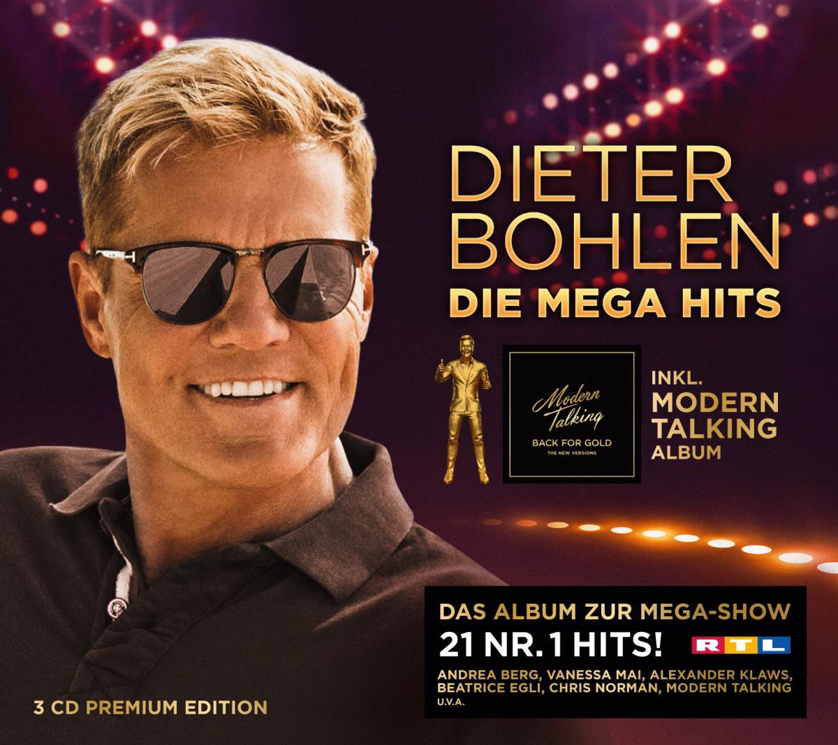 Dieter Bohlen Die Mega Show
