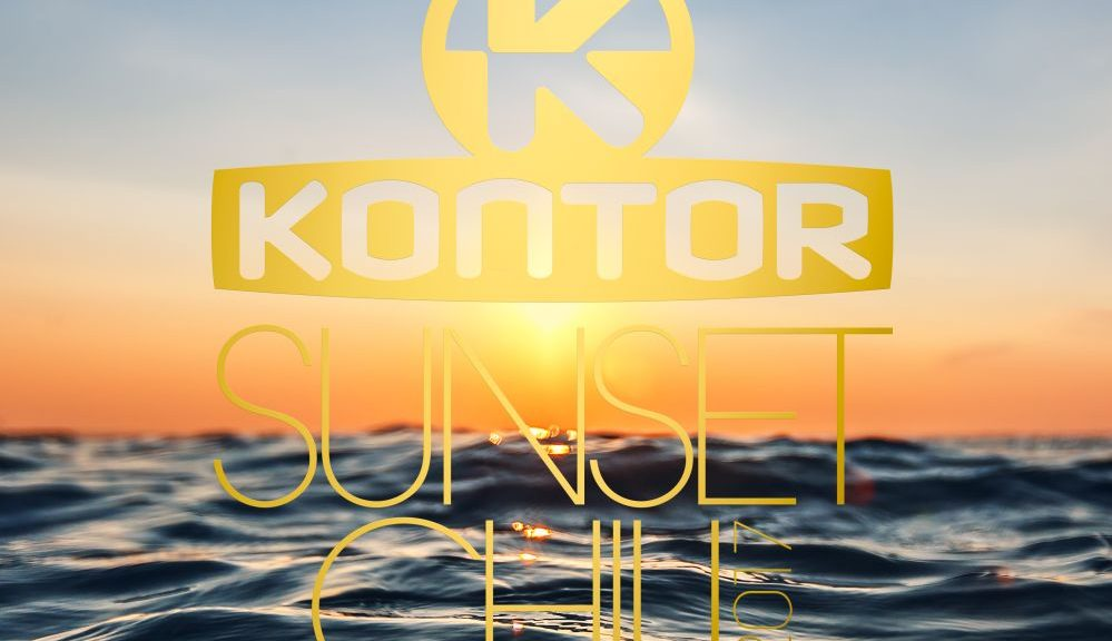 "Various Artists - ""Kontor Sunset Chill 2017'' (3CDs - Kontor Records)"