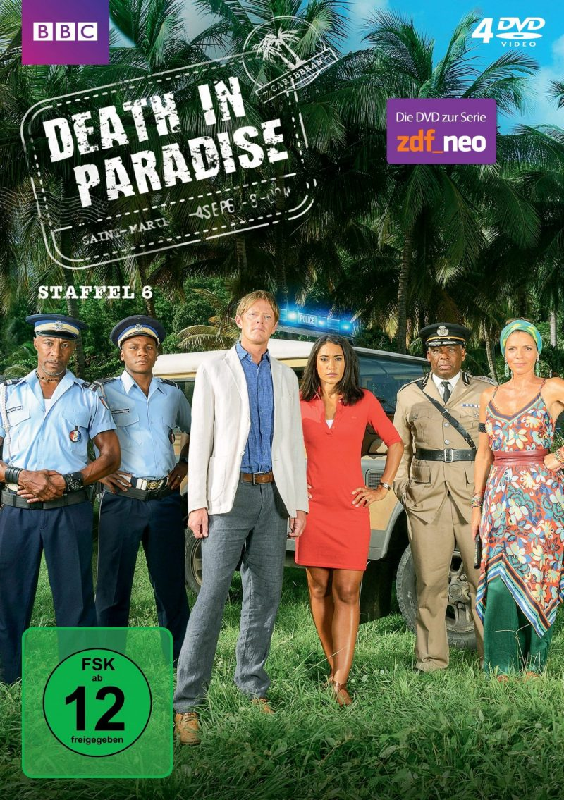 """Death In Paradise (Staffel 6)"" (Edel:Motion)"