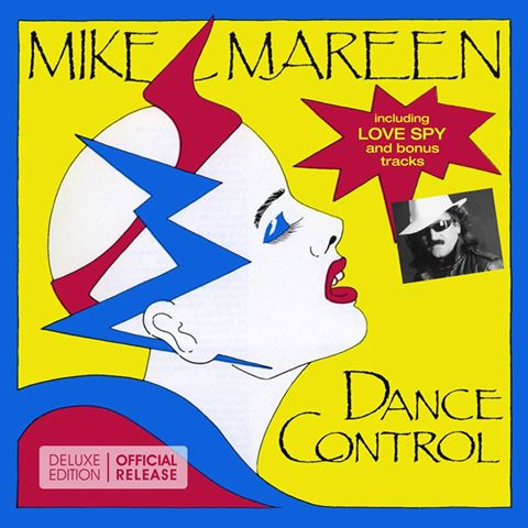 "Mike Mareen - ""Dance Control (Deluxe Edition)"" (DeluxeCDMusic/Alive)"
