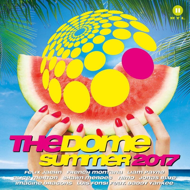 "Various Artists - ""The Dome Summer 2017"" (Polystar/Universal)"