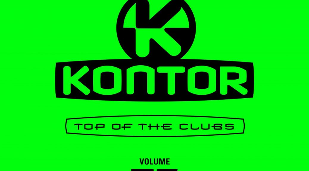 "Various Artists – ""Kontor Top Of The Clubs Vol. 75"" (Kontor Records)"