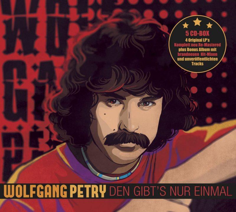 "Wolfgang Petry -  ""Den Gibt´s Nur Einmal""  (Coconut Music/Membran)"