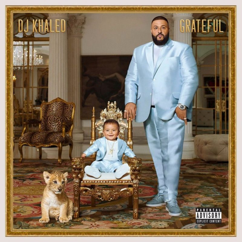 "DJ Khaled - ""Grateful"" (Sony Music)"