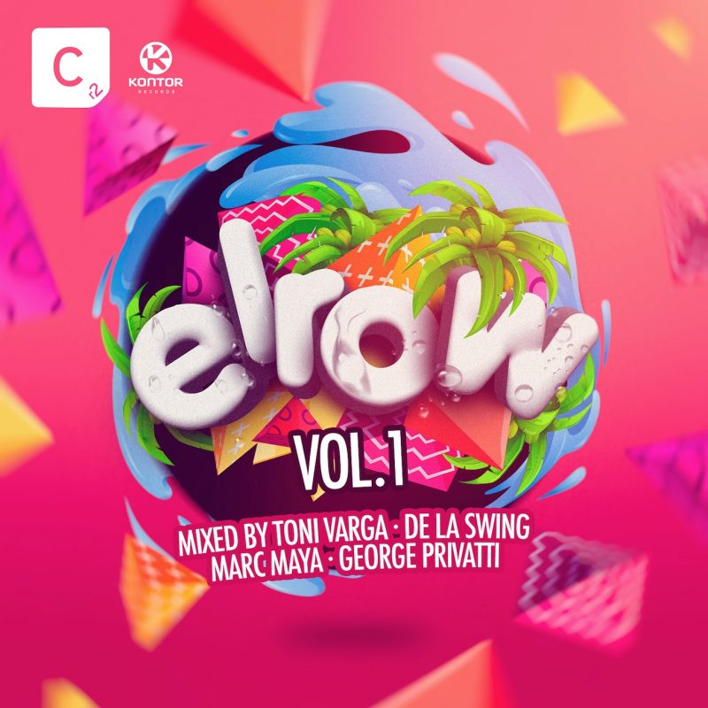 "Various Artists - ""ELROW VOL.1"" (Kontor Records)"