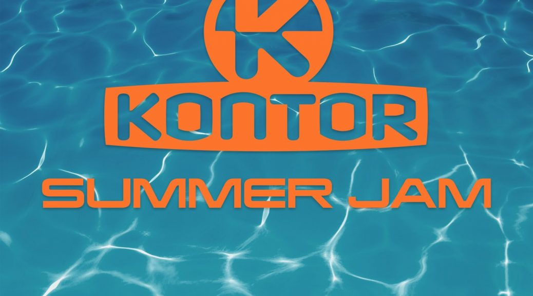 "Various Artists – ""Kontor Summer Jam 2017"" (Kontor Records)"