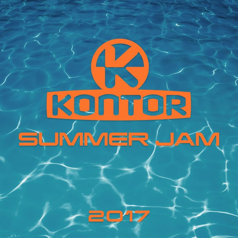 "Various Artists – ""Kontor Summer Jam 2017"" (Kontor Records)"