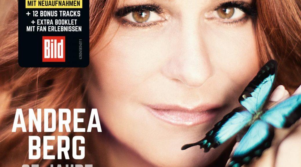 "Andrea Berg - ""25 Jahre Abenteuer Leben"" (Bergrecords/Sony Music)"